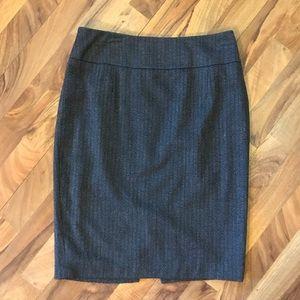 Mossimo Stretch • Pencil Skirt